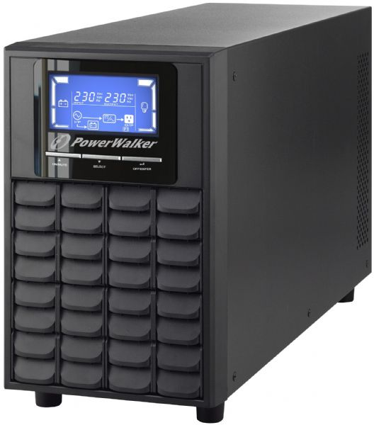 PowerWalker VFI 2000 C LCD/IEC/UK UPS 1600W Tower